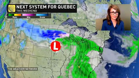 La Butte A Julie Quebec 36 Hour Weather Forecast The Weather Network