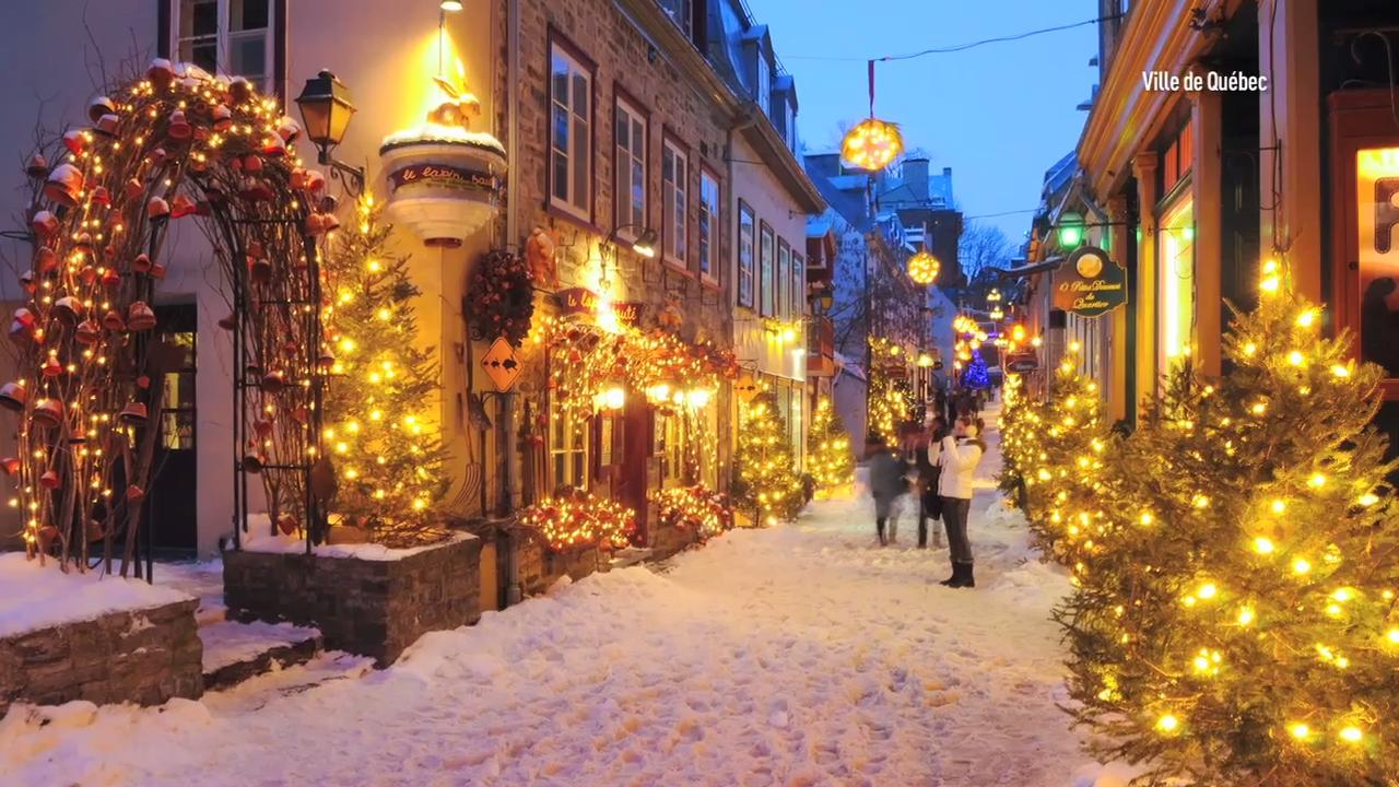 news behold the most christmassy place in canada the weather network - Quebec City Christmas
