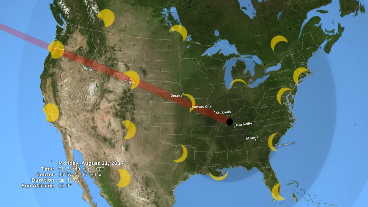 News Whatever You Do Dont Look And More Eclipse Travel Tips - Us travel warnings map 2017